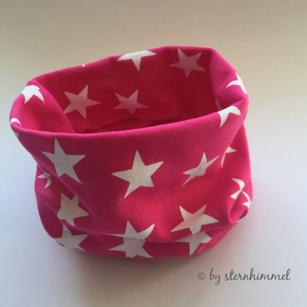 Baby Schlauchschal pink